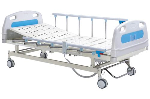Medical care bed