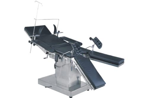 Electric operating table